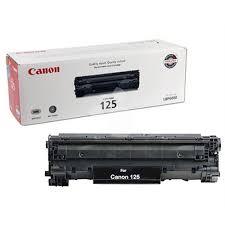Canon Toner 125 Para LBP 6000- MF3010