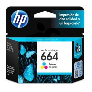 HP Tintas-Cartridge 664