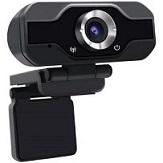 WEBCAM CLIO 1080 FUL HD 2MP MICROFONO INCORPORADO AUTOFOCUS, USB
