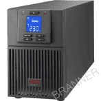 APC Easy UPS SRV 1000VA 230V DOBLE CONVERSION ON LINE SRV1KI