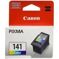 Canon® Tintas- Cartridge CL-141 Tricolor
