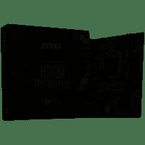 MATHER BOARD MSI H310M PRO-VDH PLUS LGA 1151-v2 (8va Gen) Intel H310 ChipSet HDMI, DVI-D, VGA, Micro-ATX